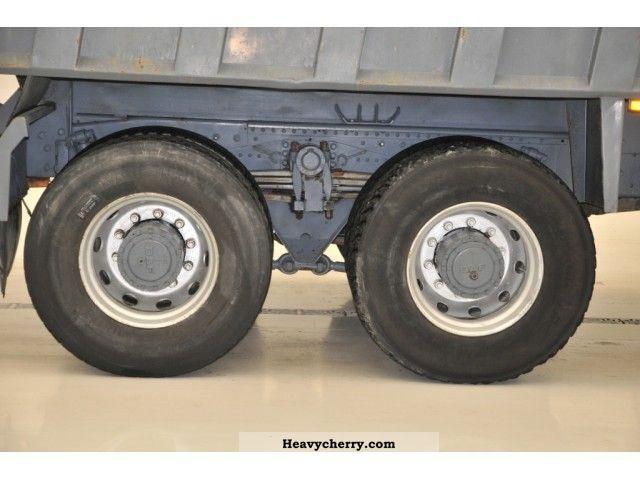 Daf 95 380 6x4 1990 Tipper Truck Photo And Specs