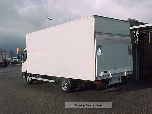 Daf Fa45lf 2003 Box Truck Photo And Specs