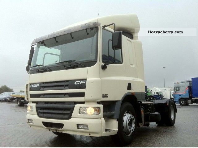 2006 DAF  75 310 Semi-trailer truck Standard tractor/trailer unit photo