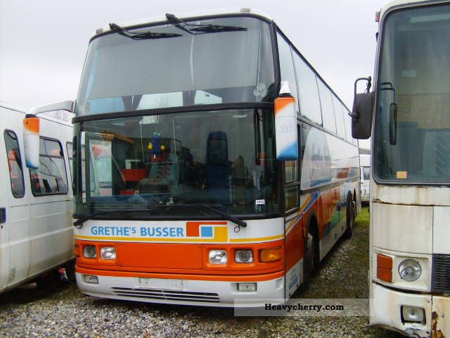 1992 DAF  SBR 3000 Coach Coaches photo