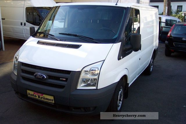 2008 Ford  Transit FT 280 TDCI Van or truck up to 7.5t Box-type delivery van photo