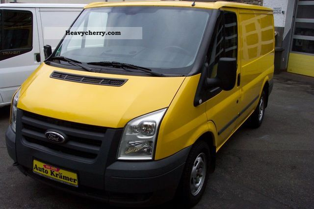 2009 Ford  Transit FT 280 TDCI Van or truck up to 7.5t Box-type delivery van photo