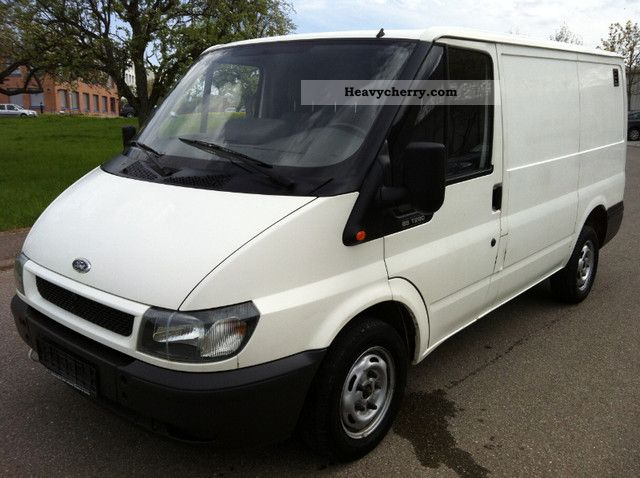 2003 Ford  2.0 Transit 85 T 280 * SHORT * FLAT * EURO-3 * Van or truck up to 7.5t Box-type delivery van photo