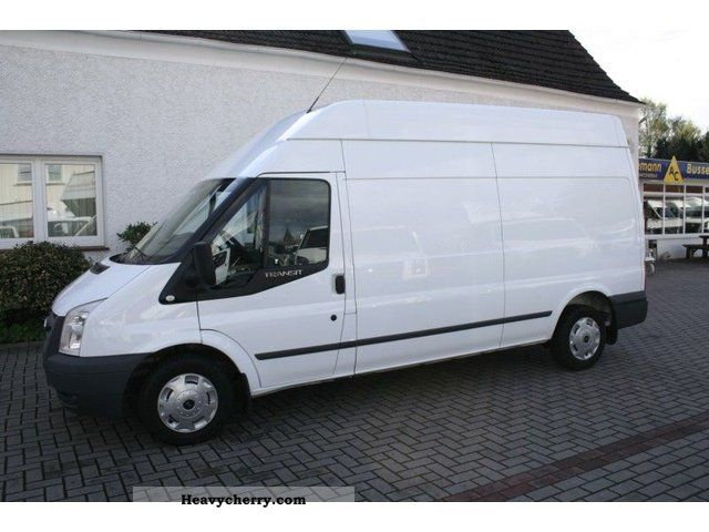ford ft 300 l transit bus 2010 box type delivery van high photo and specs. Black Bedroom Furniture Sets. Home Design Ideas