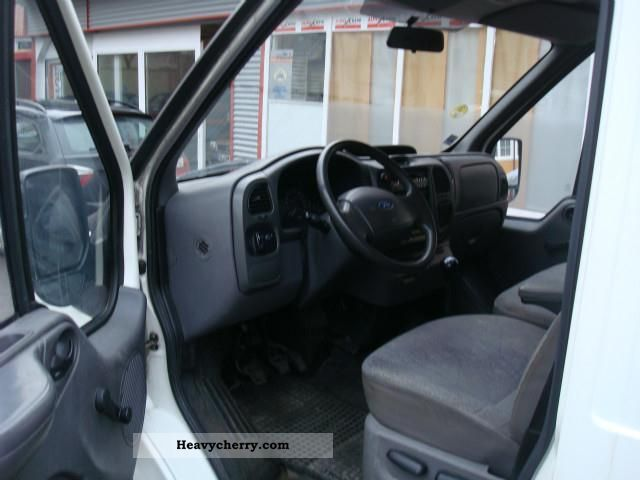ford transit 260 td k towbar airbag tre 2004 other vans trucks up to 7 photo and specs. Black Bedroom Furniture Sets. Home Design Ideas