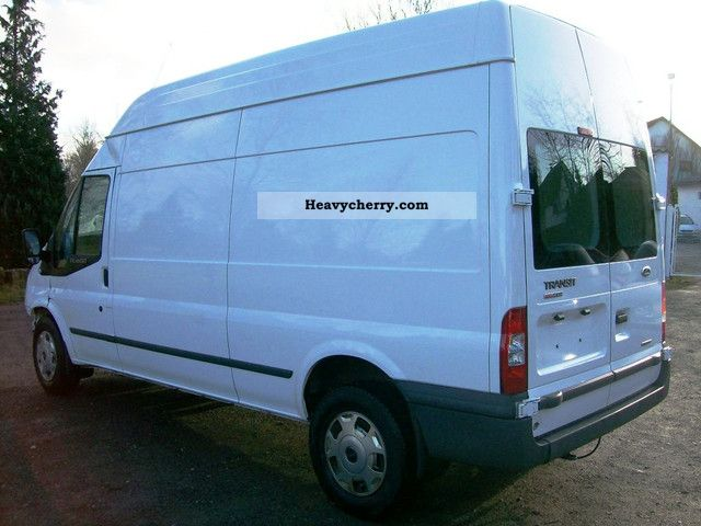 ford transit 140 d 350 super high roof 2010 box type delivery van high and long photo and. Black Bedroom Furniture Sets. Home Design Ideas