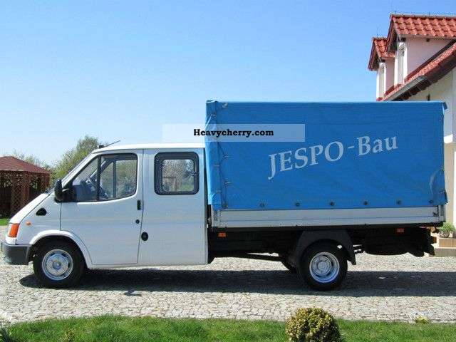 Ford Transit 350m >> Box, Van or truck up to 7.5t Commercial Vehicles With Pictures (Page 9)