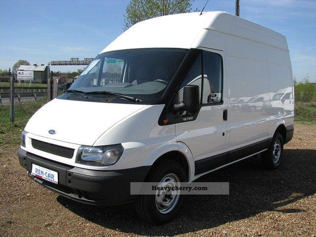 Ford transit t350 ms 51 przeb tylko tys km 2006 other vans trucks up to 7 photo and specs