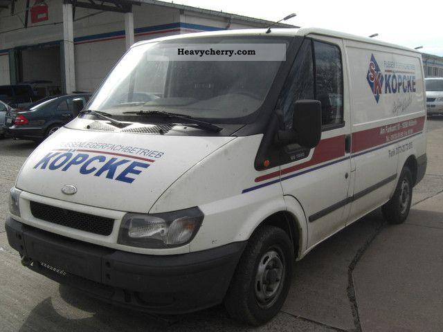 2004 Ford  Transit Van or truck up to 7.5t Box-type delivery van photo
