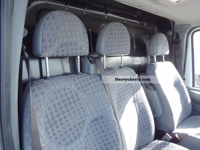 ford transit tdci fourgon 330 l 140 2008 box type delivery. Black Bedroom Furniture Sets. Home Design Ideas