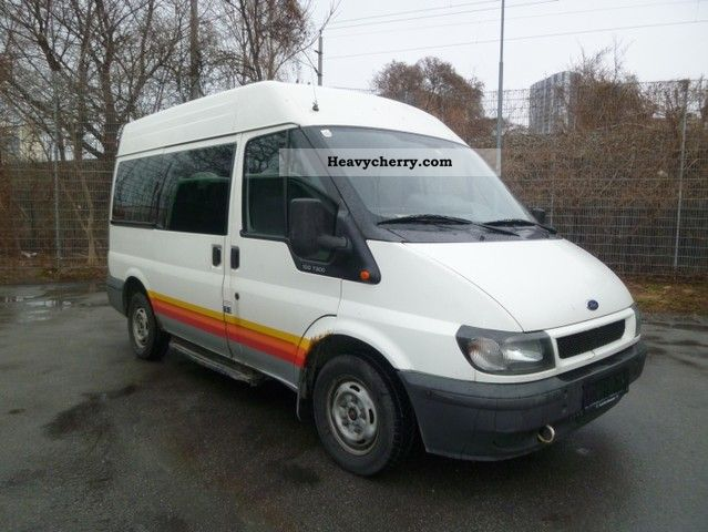 ford transit 100 t300 air 9 seats 2002 clubbus photo. Black Bedroom Furniture Sets. Home Design Ideas