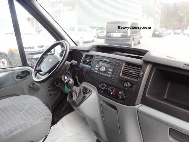 ford transit tdci fourgon 330 ls 115 cool pac 2009 box. Black Bedroom Furniture Sets. Home Design Ideas