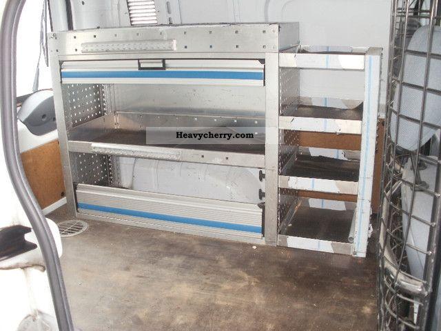 ford transit connect t 200 workshop shelf 2007 box type. Black Bedroom Furniture Sets. Home Design Ideas