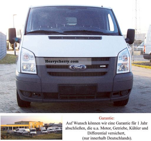ford transit 79tkm  green sticker  in good condition 2008 box type delivery van photo and specs Transit Connect Cargo Transit Connect Cargo