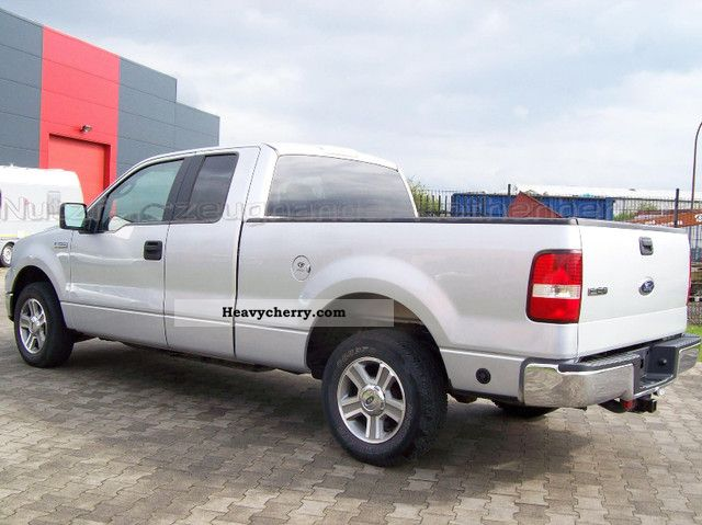 ford f150 with gas plant in good condition 2005 other vans. Black Bedroom Furniture Sets. Home Design Ideas