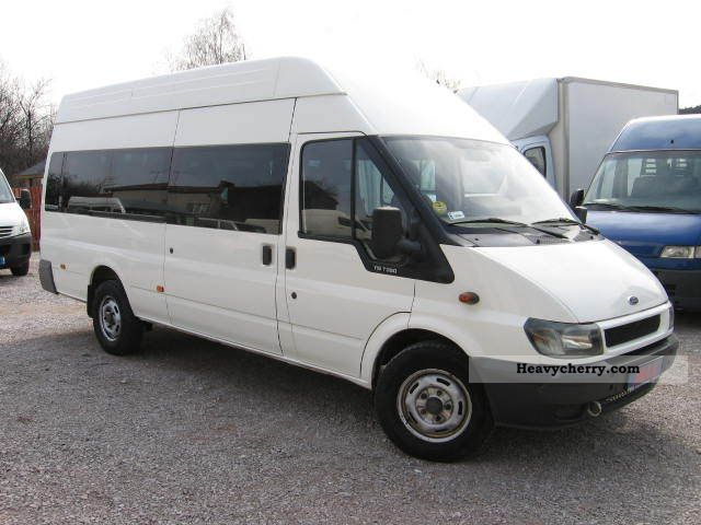 ford transit bus 14 os b 2005 estate minibus up to 9. Black Bedroom Furniture Sets. Home Design Ideas