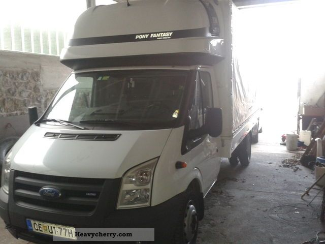 2007 Ford  Transit Van or truck up to 7.5t Other vans/trucks up to 7 photo