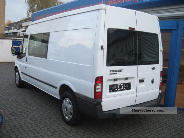 ford transit mixto green badge 1 hand 6 seater air 2007. Black Bedroom Furniture Sets. Home Design Ideas