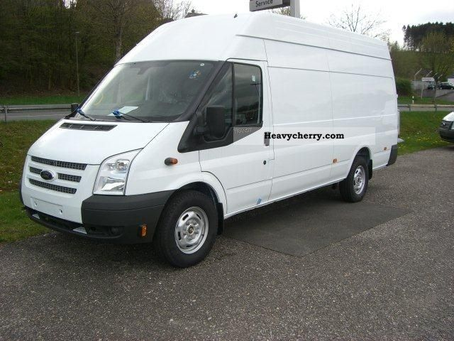 ford transit ft 350 el express line rear wheel drive 2011 box type delivery van high and. Black Bedroom Furniture Sets. Home Design Ideas