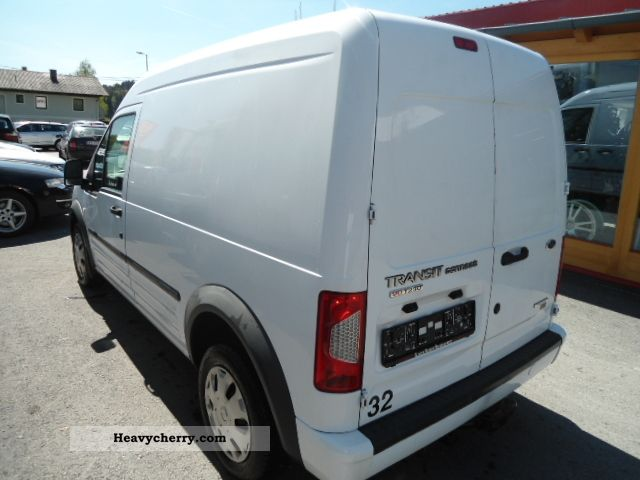 Ford Transit Connect 230L EXP  6490th  2009 Boxtype delivery