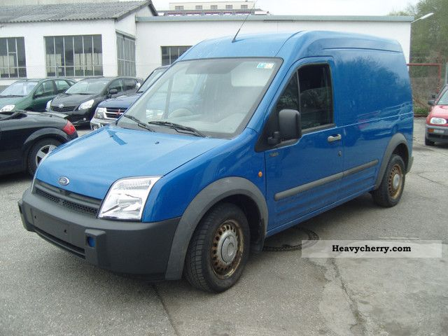 2003 Ford  Transit Van or truck up to 7.5t Box-type delivery van - high photo