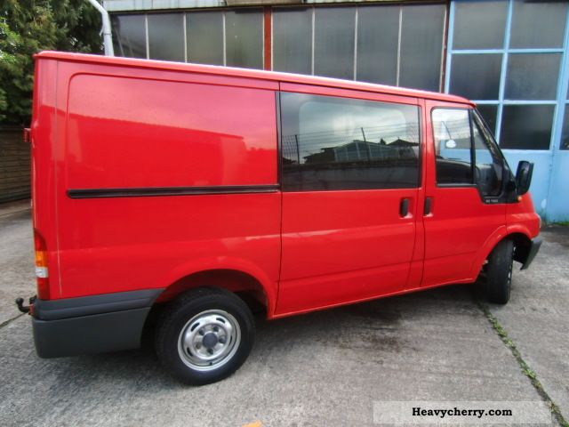 2005 Ford  Transit Van or truck up to 7.5t Box-type delivery van - long photo