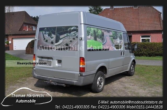 Ford Ft 280 S 2002 Box Type Delivery Van High And Long