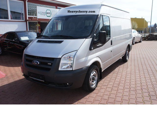 2007 Ford  Transit FT 280 M 2.2 TDCi * Air / APC * Van or truck up to 7.5t Box-type delivery van photo