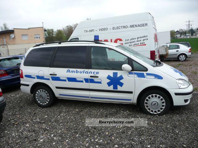 2005 ford transit ambulance