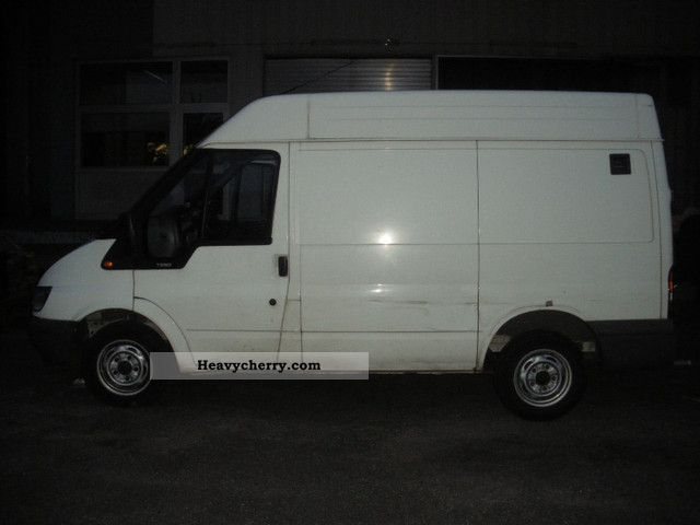 2003 Ford  Transit Van or truck up to 7.5t Box-type delivery van - high and long photo