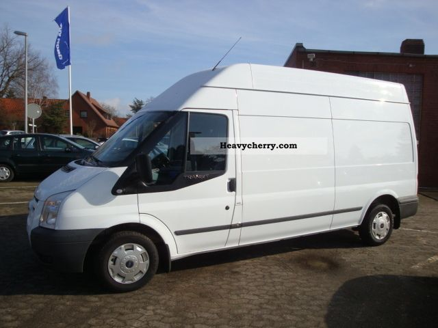 Extras Van Or Truck 2010 Ford Transit Ft 300 L Trend Climate 116hp