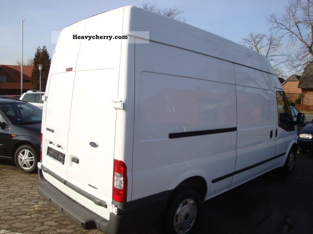 ford transit ft 300 l trend climate 116hp extras 2010 box type delivery van high and long. Black Bedroom Furniture Sets. Home Design Ideas