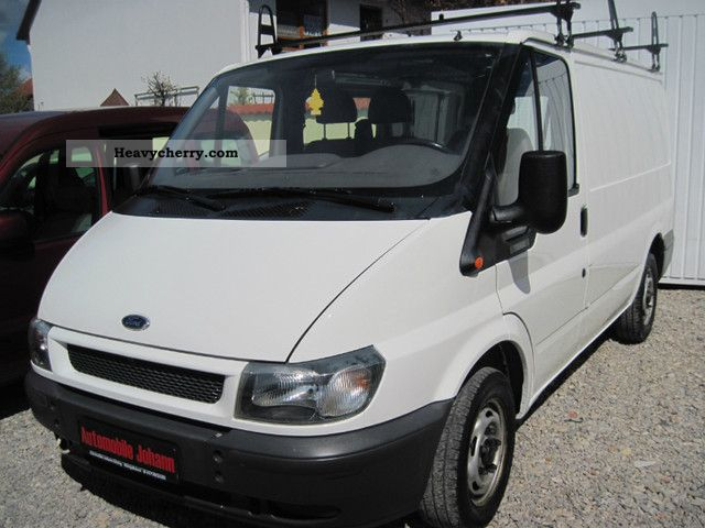 ford transit 2002 box type delivery van photo and specs. Black Bedroom Furniture Sets. Home Design Ideas