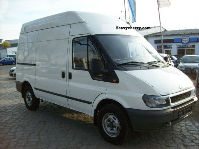 ford transit 2 4 tde automatic 2005 box type delivery van. Black Bedroom Furniture Sets. Home Design Ideas