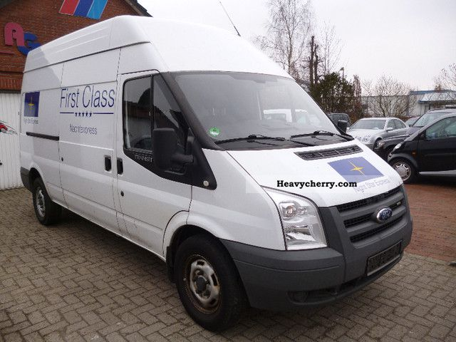 ford transit ft350l motorschaden 2008 box type delivery
