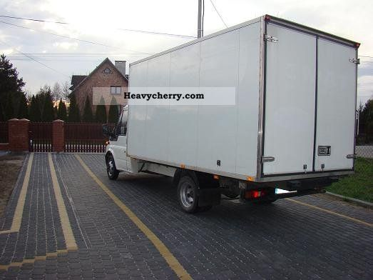 2004 Ford  Transit Van or truck up to 7.5t Other vans/trucks up to 7 photo