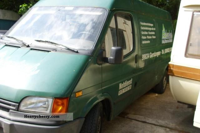 ford transit 1992 box type delivery van high and long photo and specs 2013 Transit Connect Transit Connect 2017