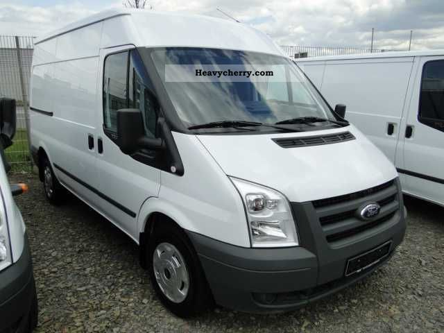 Ford Transit Ft 300 M 2011 Box Type Delivery Van High