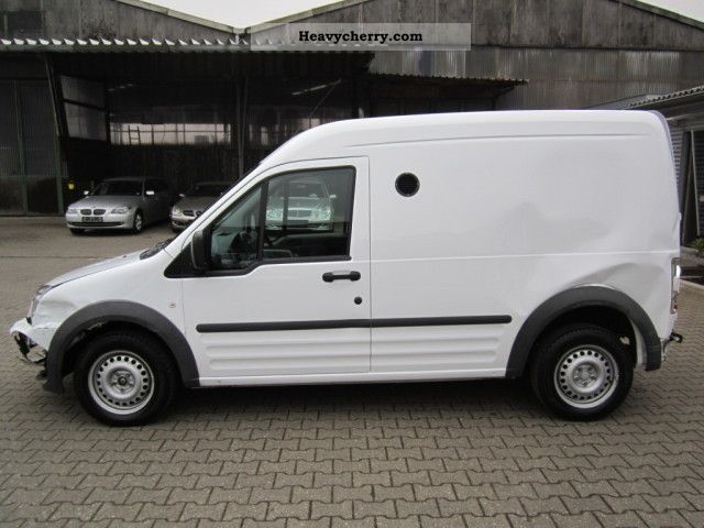 ford transit connect 1 8 tdci trend climate navi 2012 box type delivery van high and long. Black Bedroom Furniture Sets. Home Design Ideas