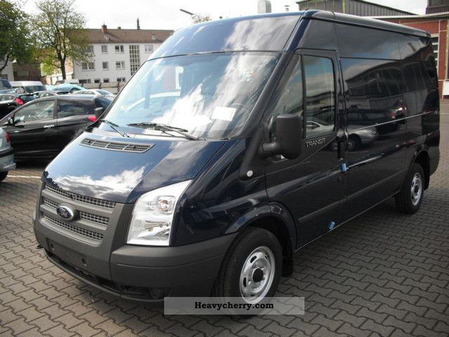 ford transit l2h2 280m 2012 box type delivery van high photo and specs. Black Bedroom Furniture Sets. Home Design Ideas