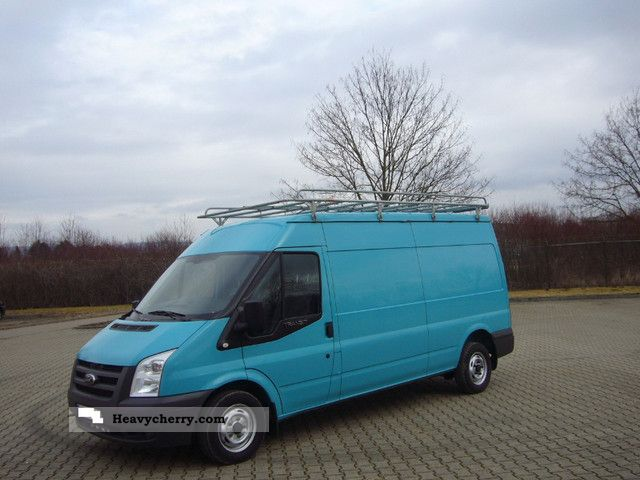Ford 300l Transit Tdci 115 Air 2009 Box Type Delivery Van