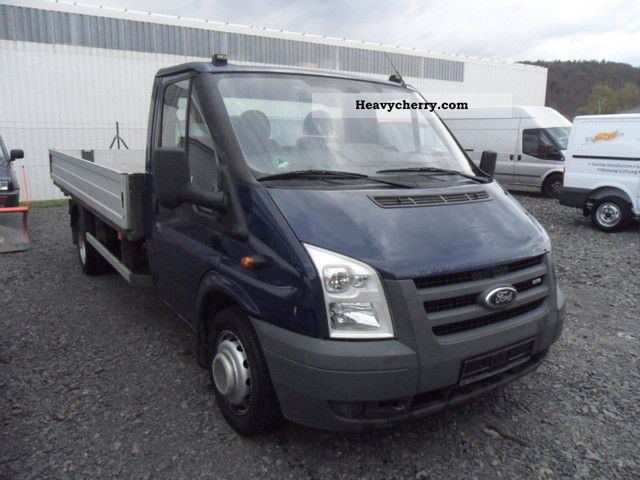 2007 Ford  Transit Van or truck up to 7.5t Stake body photo