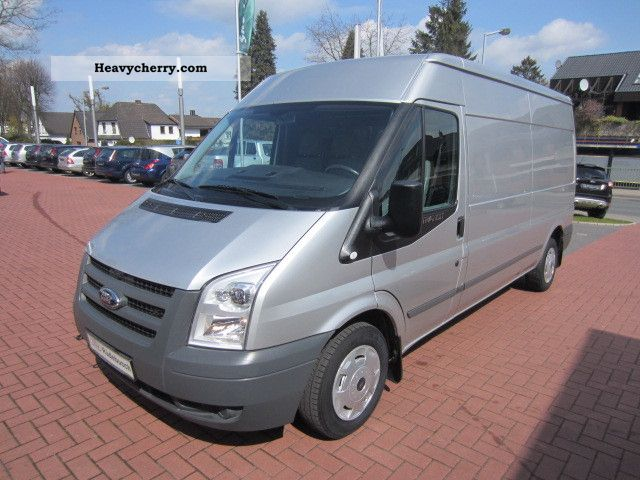ford transit ft 300 l 2009 other vans trucks up to 7 photo and specs. Black Bedroom Furniture Sets. Home Design Ideas