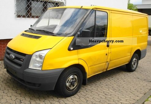 2007 Ford  Transit Van or truck up to 7.5t Box-type delivery van photo
