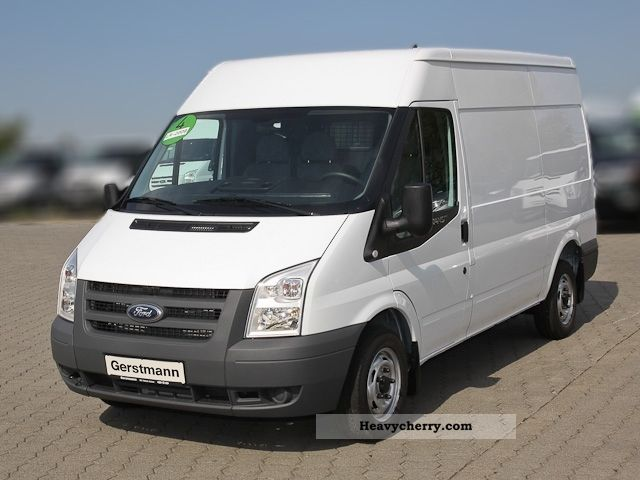 e63233dc1d Ford Transit FT 280M box truck 2012 Box-type delivery van Photo and ...