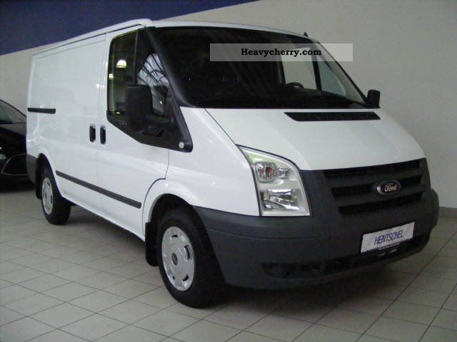 2011 Ford  FT 280 K TDCi DPF truck base Van or truck up to 7.5t Box-type delivery van photo