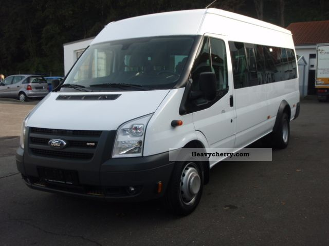 2006 Ford  Transit TDCI * 17 seats * Climate * AHK * 1 hand * Coach Coaches photo