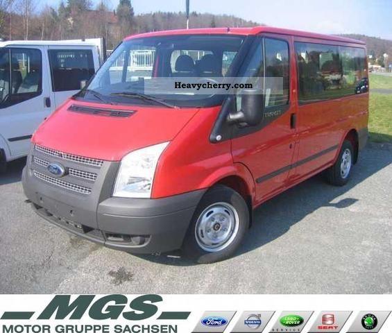12 Ford Transit 2 2tdci 280s Swb: Ford ! Transit FT 280K Base Combination -37