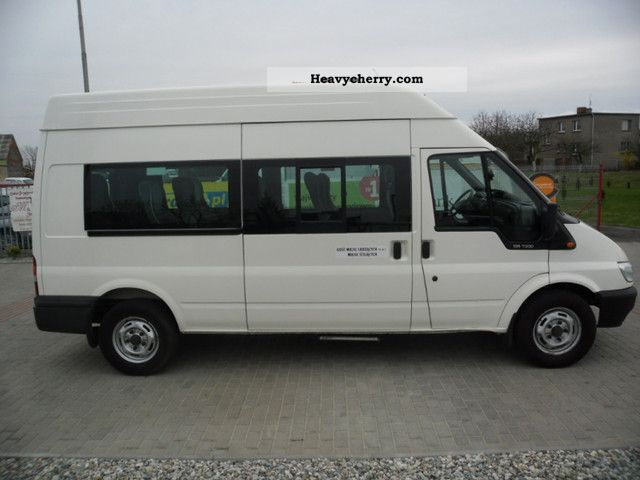 ford transit 2005 clubbus photo and specs. Black Bedroom Furniture Sets. Home Design Ideas