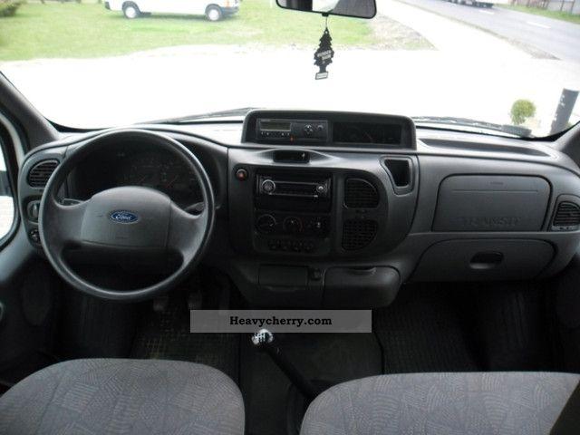 Форд транзит 2005 фото
